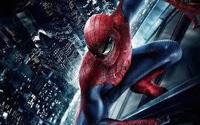 amazing spiderman 3d live clipart