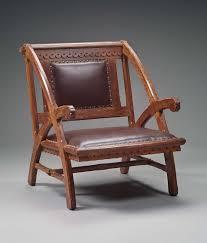 richardson architect c1878 medieval revival library chair dsgn hh richardson