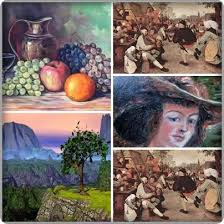 imagenes artisticas ejemplos géneros artísticos