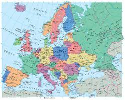 Caspian Sea World Map by Europe Credo Reference