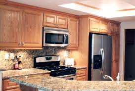 red oak kitchen cabinets in southern california red oak cabinets
