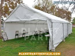 white tent rentals 20ft x 40ft tent