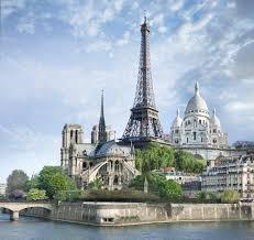 monuments paris france notre dame eiffel tower monuments famous