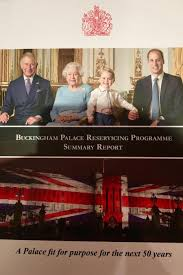 How Many Bathrooms In Buckingham Palace by Buckingham Palace To Undergo U0027critical U0027 369 Million Facelift That