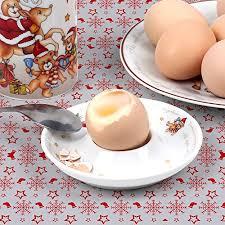 ceramic egg dish hoomeet porcelain dinnerware set 4 christmas tableware