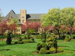 Columbus Topiary Garden - topiary park