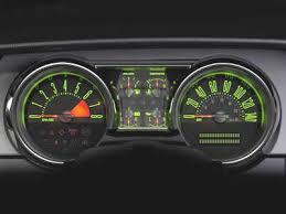 mustang custom gauges custom cars ed batista