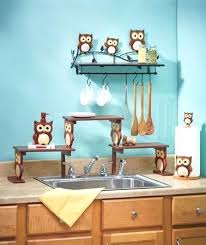 themed paper towel holder owl decorations for kitchen owl kitchen shelf paper towel holder