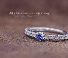benitoite engagement ring benitoite ring gemstones ring and gems