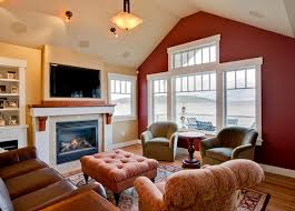 Lake Washington Whole House Remodel Traditional Family Room - Family room remodel