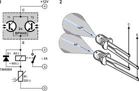 relay circuit diagram