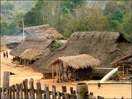 towns villages and homes in the developing world facts and details
