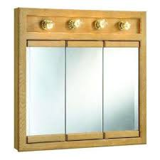 Bathroom Mirror Cabinets With Light by Surface Mount Medicine Cabinets Bathroom Cabinets U0026 Storage