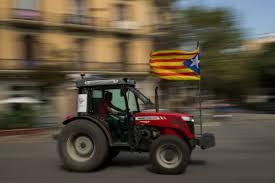 Estelada Flag Stalemate Over Catalan Vote Keeps Spain In Suspense Boston Herald