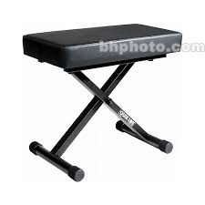 On Stage Keyboard Bench Keyboard Benches U0026 Stools B U0026h Photo Video