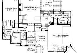 modern houses floor plans modern house plans style plan homes colonial