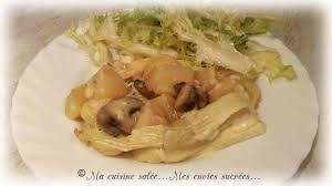 la cuisine de mes envies tartiflette chignons lardons ma cuisine salée mes envies