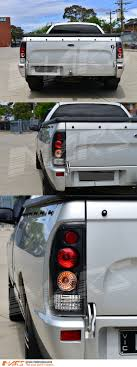 ford falcon tail lights black altezza tail lights for ford falcon fpv ba bf ute mars