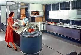 kitchen design wonderful red retro kitchen retro looking