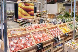 muji u0027s revamped tokyo store now sells groceries u2013 and tiny homes
