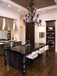 Kitchen Chandelier Terrific Chandelier In Kitchen Trends4us