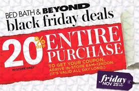 bed bath beyond black friday 2016 ad find the best bed bath