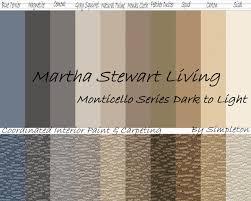 mod the sims martha stewart living monticello interior paint