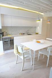 cuisine blanc cuisine blanche 30 photos pour mettre du blanc dans sa cuisine
