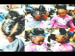hairstyles for boys age 10 12 african american girls hairstyles for school youtube