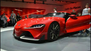 How Much Does The Toyota Ft1 Cost Amazing 2015 Toyota Supra Price Youtube