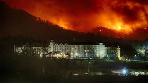 Wildfire Documentary by Wildfire Coverage From Wbir In Knoxville Tn Wbir Com Wbir Com