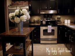 split level kitchen ideas my ugly split level the kitchen for the home pinterest