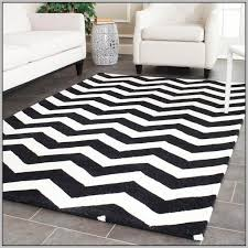 Black And White Zig Zag Rug Black And Tan Chevron Area Rug Rugs Home Decorating Ideas Hash