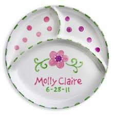personalized photo plate personalized baby gift plates big big gifts