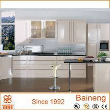 cuisine beige laqué laqué brillant finition armoires de cuisine beige armoires de