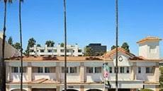 Comfort Inn W Sunset Blvd Comfort Inn Near Sunset Strip Tourist Class Hollywood Ca Hotels