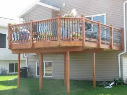 front porch railing ideas for a deck u2014 all furniture front porch