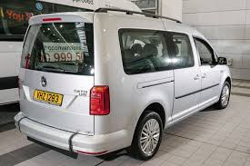 volkswagen caddy pickup lifted van conversions at the vw converter expo 2017 parkers