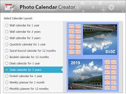 How To Make Your Own Desk Calendar Custom Printable Calendar Excellent Gift Idea For Any Holiday