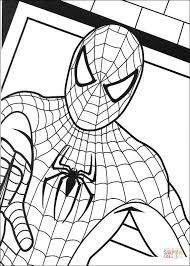 amazing spider man 2 coloring free printable coloring pages