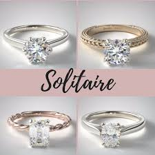 engagement ring styles engagement ring style guide engagement ring