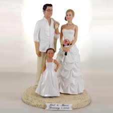 family wedding cake toppers wedding cake toppers and groom new line of realistic