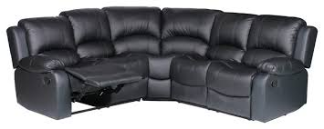 Overstuffed Sectional Sofa Classic Oversized And Overstuffed Corner Recliner Sectional Sofa