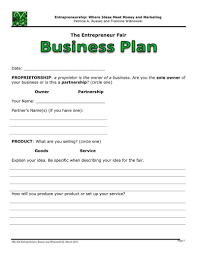 free business plan templates samples 40 formats and examples non