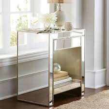minimalist mirrored nightstand home goods ideas u2014 new home design