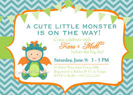purple and grey baby shower invitations monster baby shower invitation boy invitation monster shower