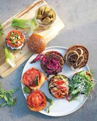 30 days of burgers for all your summer cookouts martha stewart