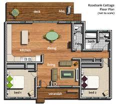 floor plan cottage cottage floorplan rosebank b b