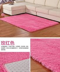 Plush Floor Rugs Short Plush Soft Rugs And Carpets Bedroom Large Solid Carpets For