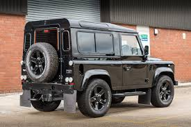 land rover truck james bond tweaked automotive